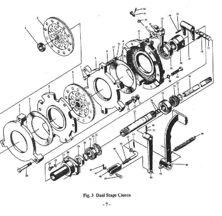 Farm Pro Tractor Parts Wiring Diagrams - Wiring Data •